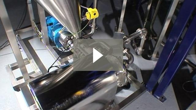 Mezclado de polvo/líquido - ES